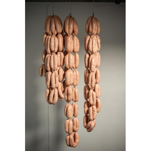 1lb Intwood Classic Gluten Free rare breed Sausages