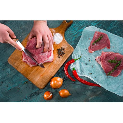 Locally sourced Norfolk Pork - 1lb Diced Pork