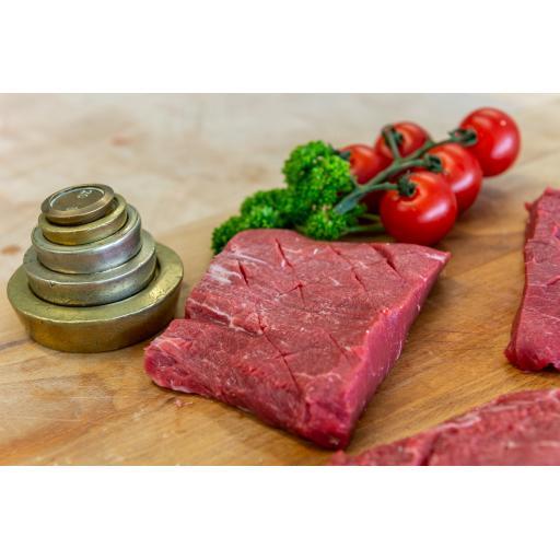 6oz Flat Iron Steak home reared cattle