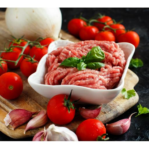 Home Reared Lamb Mince