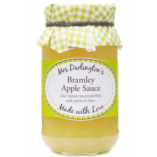 Mrs Darlington's Bramley Apple Sauce 312g