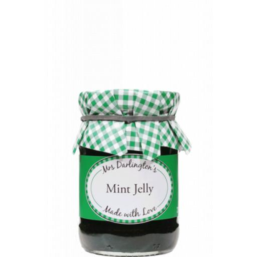 Mrs Darlington's Mint Jelly 212g