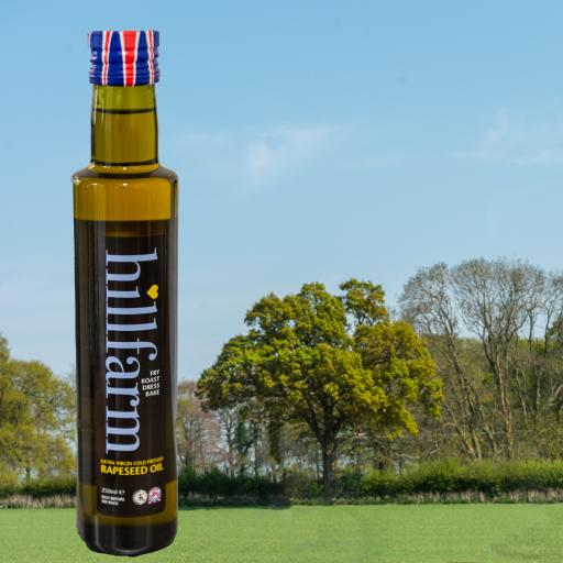 Hillfarm Rapeseed Oil 250ml