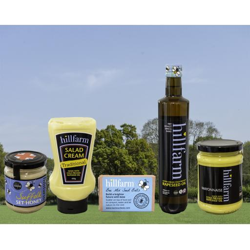 Hillfarm Bee-backing Bundle
