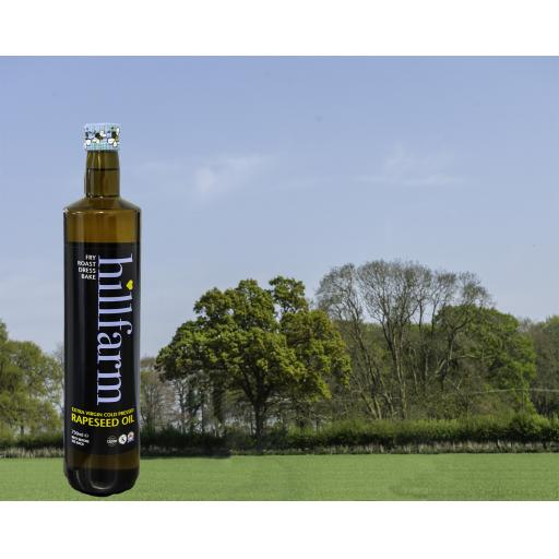 Hillfarm Rapeseed Oil 750ml