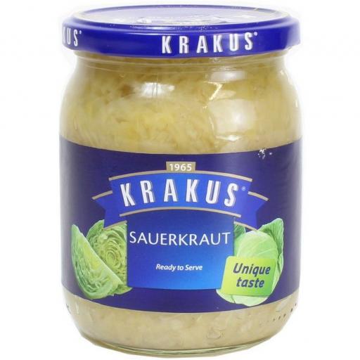 Krakus Sauerkraut 900g