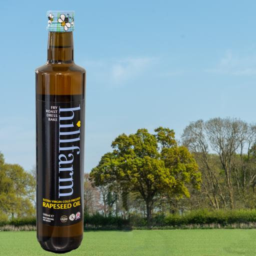 Hillfarm Rapeseed Oil 500ml