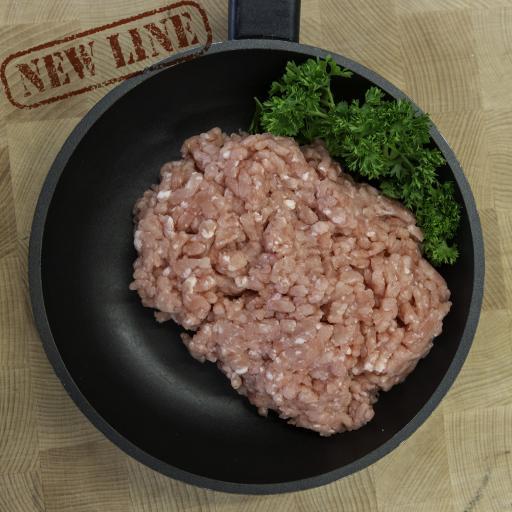 1lb Locally Sourced Pork Mince