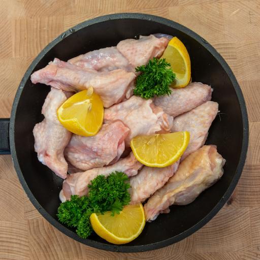 Sutton Hoo Chicken Wings