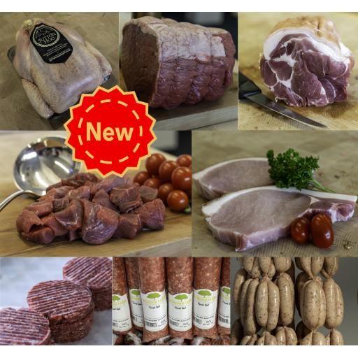 The Butchers Selection Box