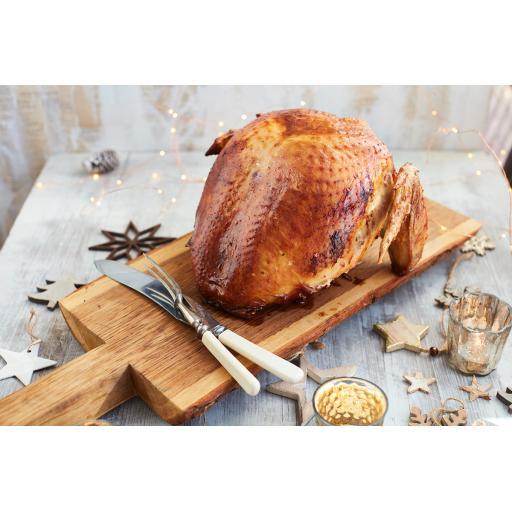 Free Range Turkey Crown – Bronze