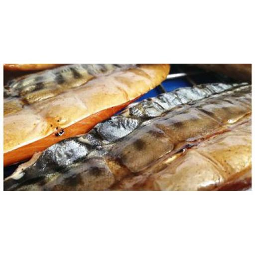 Kiln Roasted Smoked Mackerel from Staithe Smokehouse