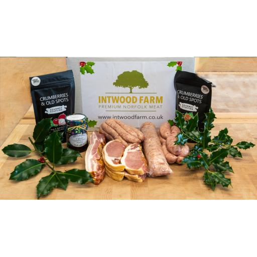 The Intwood Farm Christmas Box