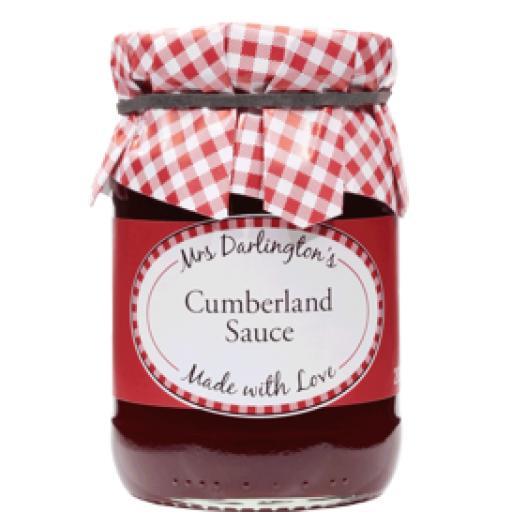 Mrs Darlington's Cumberland Sauce 200g