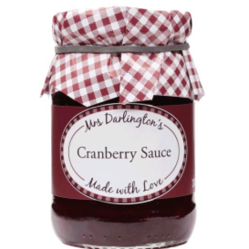Mrs Darlington's Cranberry Sauce 200g