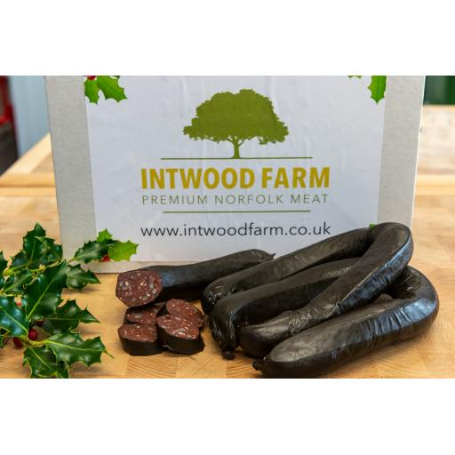 Locally Sourced Black Pudding