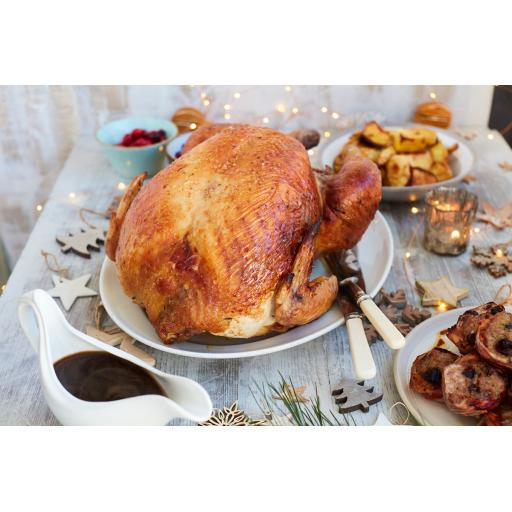 Free Range Whole Turkey – Bronze