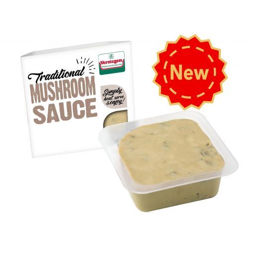 Verstegen Mushroom Sauce 80ml