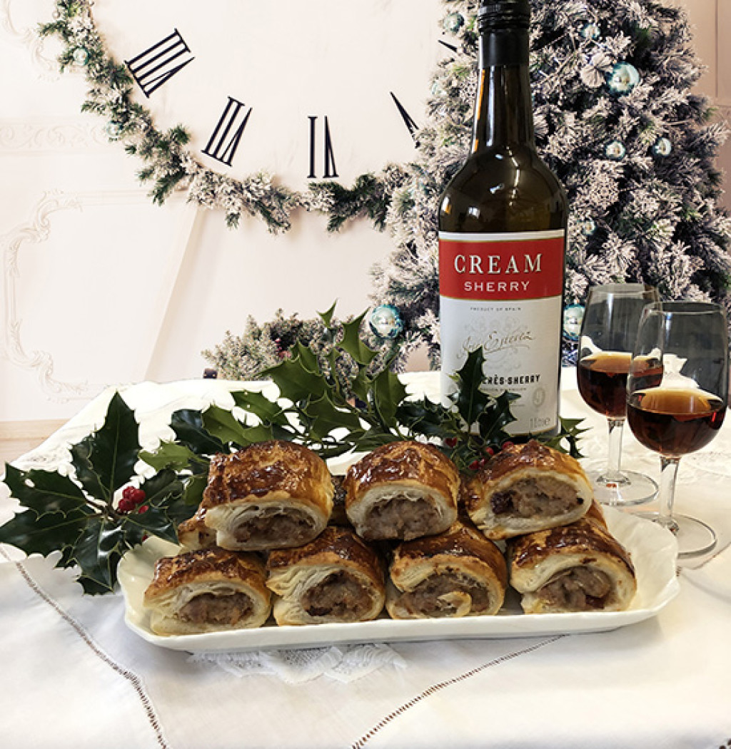 Recipe of the Month - Christmas Sausage Rolls