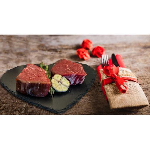 6oz Fillet Steak home reared cattle