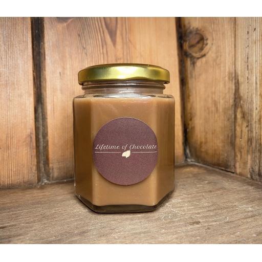 Lifetime of Chocolate Sea Salted Caramel Jar