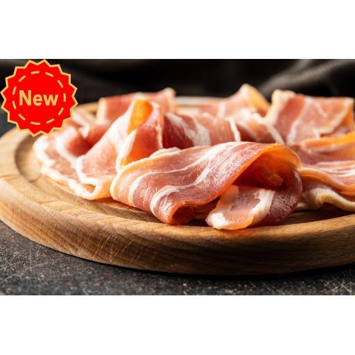Locally Sourced Back Bacon (Un-smoked)