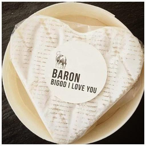 Baron Bigod Hearts 180gm