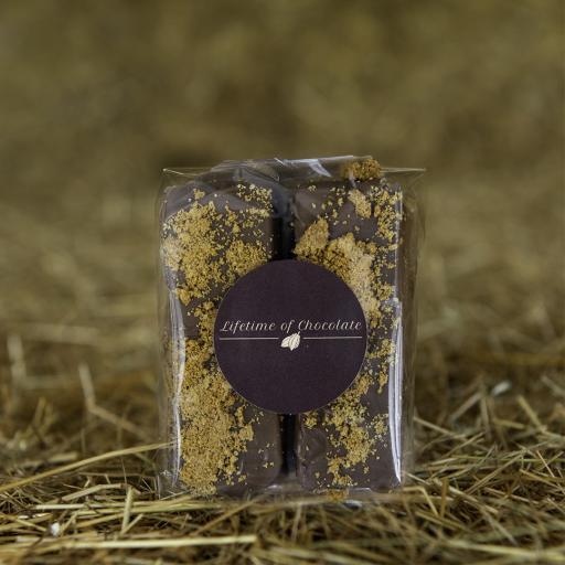 Lifetime of Chocolate Milk Chocolate Biscoff Fudge
