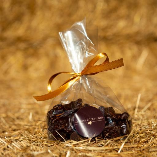 Lifetime of Chocolate Dark Chocolate Honeycomb 100g