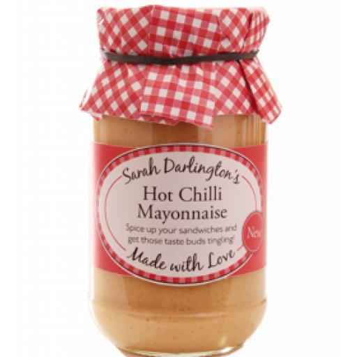 Mrs Darlington's Hot Chilli Mayonnaise 250g