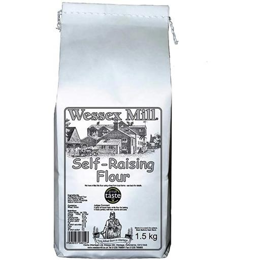 Wessex Mill Self - Raising Flour 1.5kg