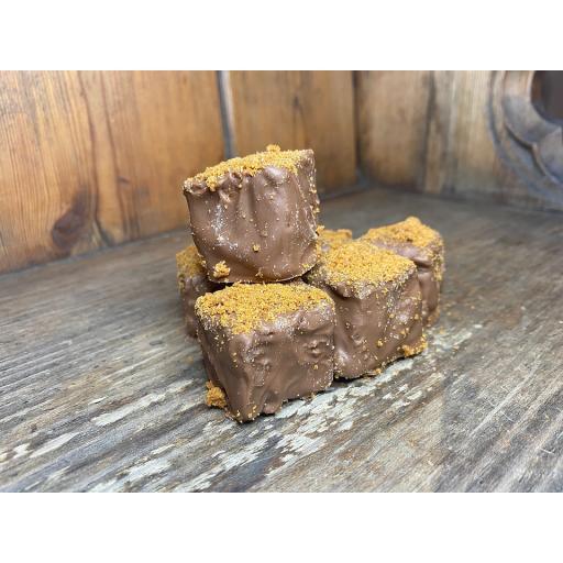 Lifetime of Chocolate Milk Chocolate Biscoff Fudge Bites