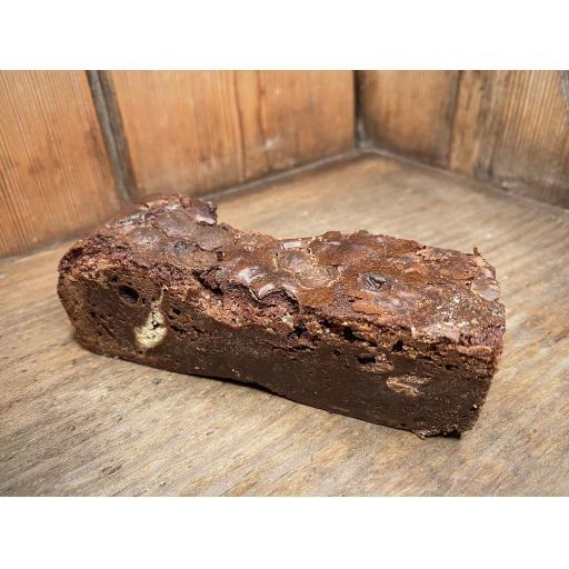Lifetime of Chocolate Triple Chocolate Brownie