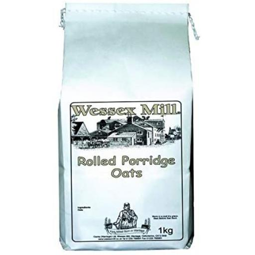 Rolled Porridge Oats 1kg