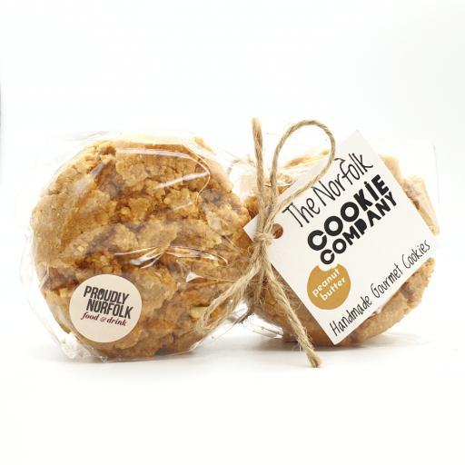 Norfolk Cookie Company - Peanut Butter Norfolk Cookies