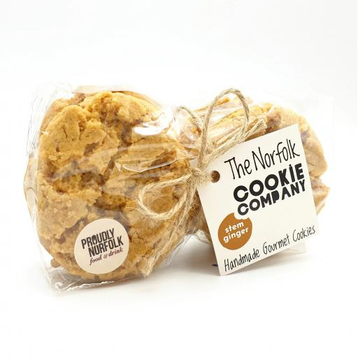 Norfolk Cookie Company - Stem Ginger Cookies