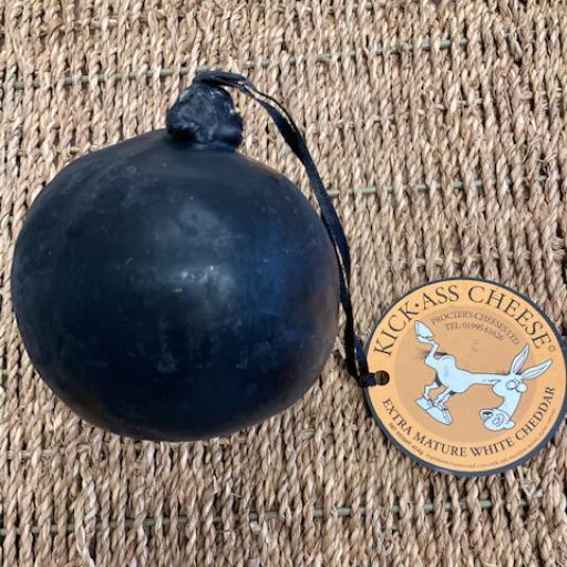 Kick-Ass Mature Cheddar Bomb 454g