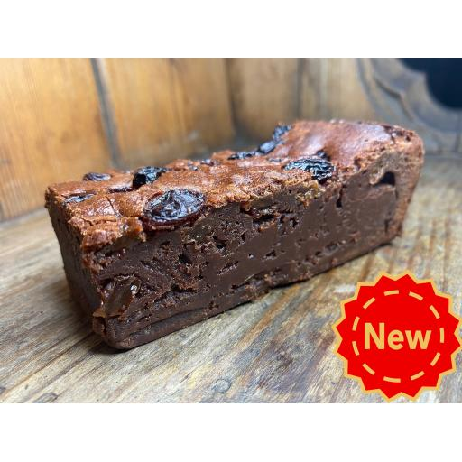 Rum and Raisin Brownie from Lifetime of Chocolate