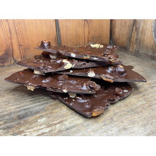 Lifetime of Chocolate Fruit and Nut Bark 150g