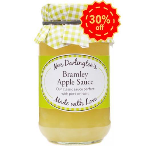 Mrs Darlington's Bramley Apple Sauce 312g