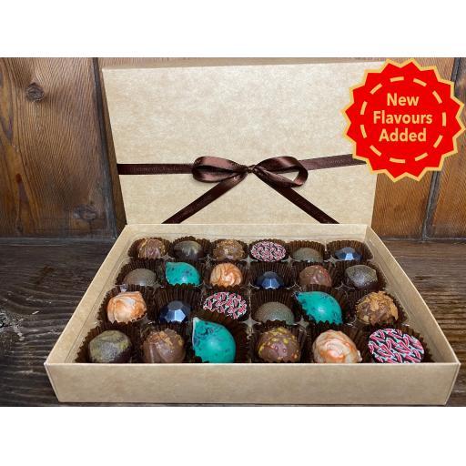 Lifetime of Chocolate Truffles