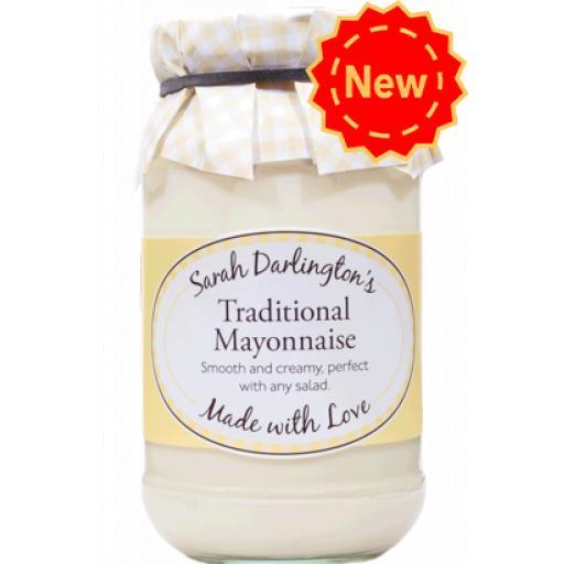 Mrs Darlington's Traditional Mayonnaise 250g